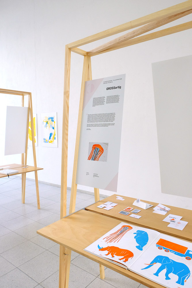 Creators Collective Matthias Klas Exhibition System