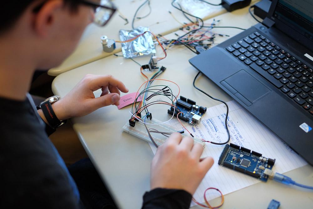 Make your School - Hackday Rüsselsheim
